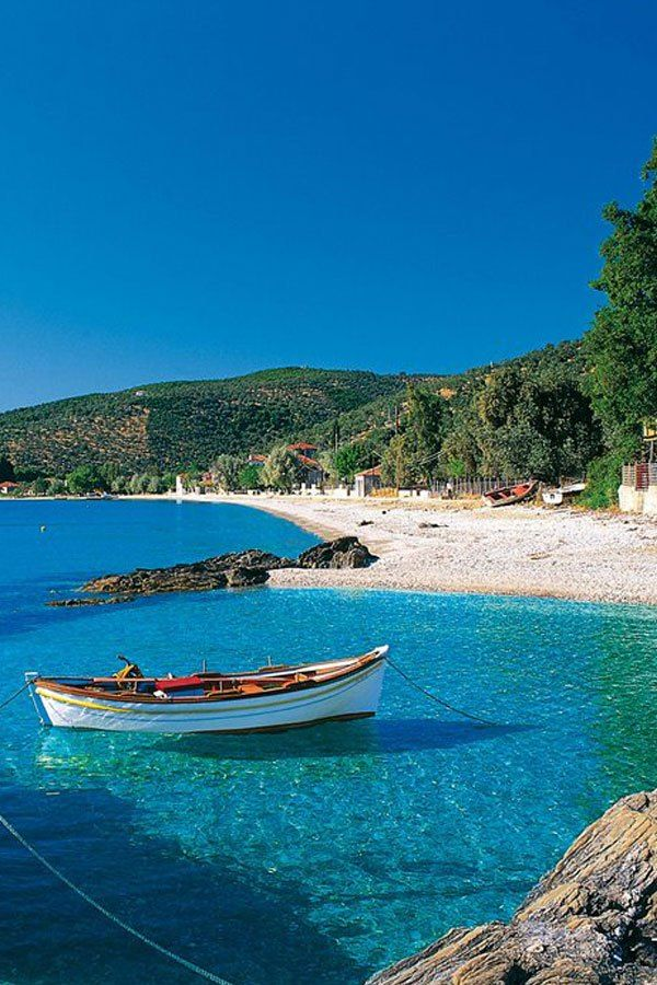 Pelion, Kalamos, Ionian Islands