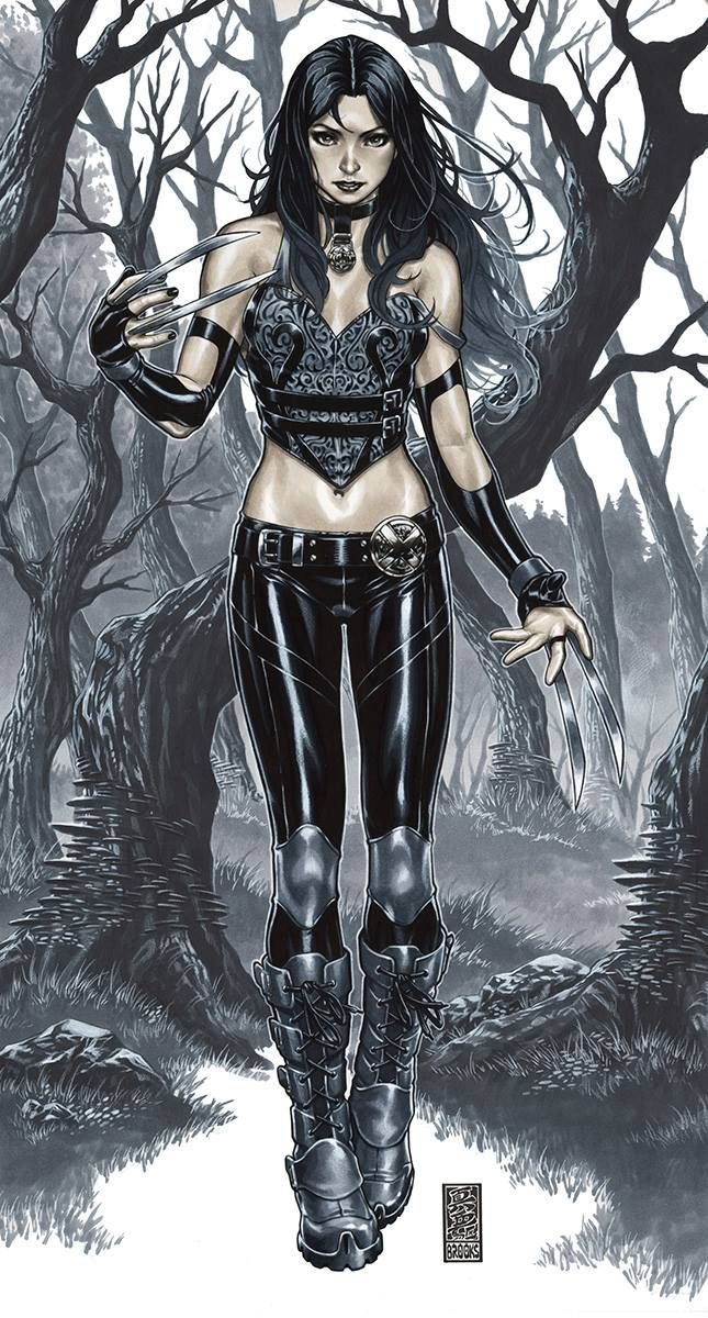 360 best Comic Art: X-23 images on Pinterest X 23 Marvel