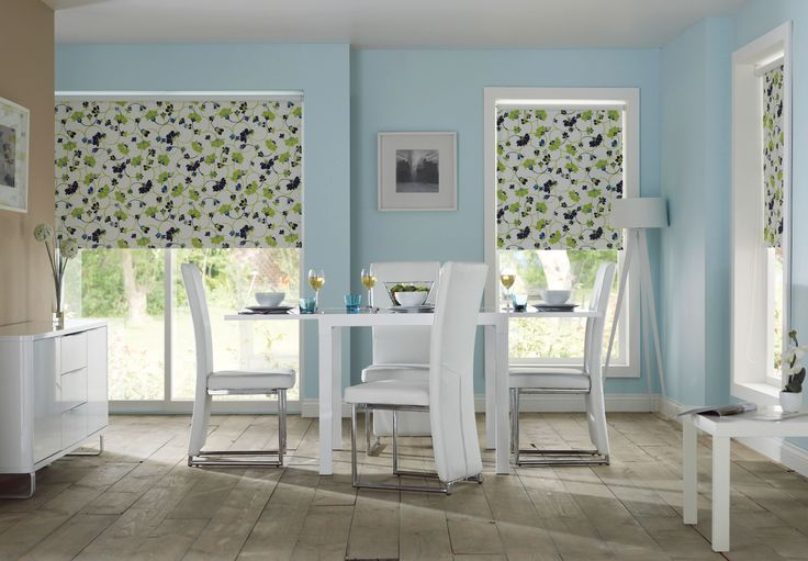 Boutique Breeze Kitchen Window Blind