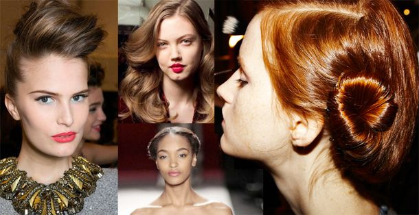 Hair trends autumn winter 2013