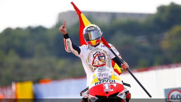 Daftar Panjang Rekor Marc Marquez - Vivaoto.com - Majalah Otomotif Online