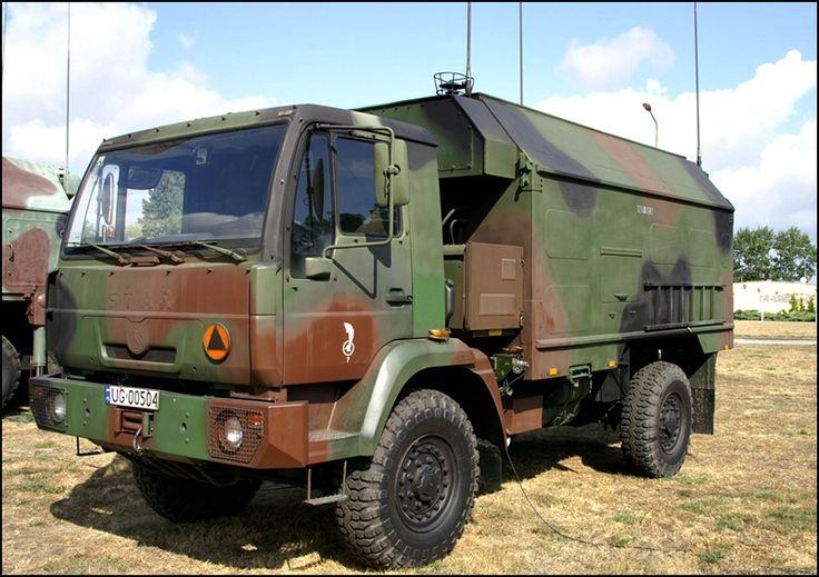Транспортные Средства Военные