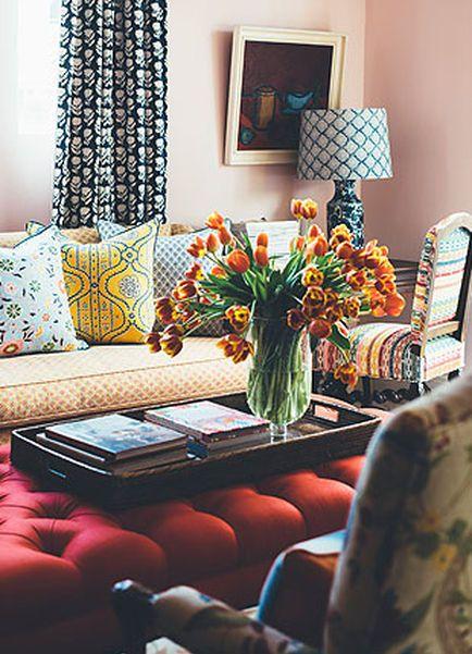 A look inside the world of Brisbane-based interior designer Anna Spiro.