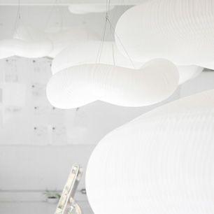 Molo Soft Cloud Pendant Light