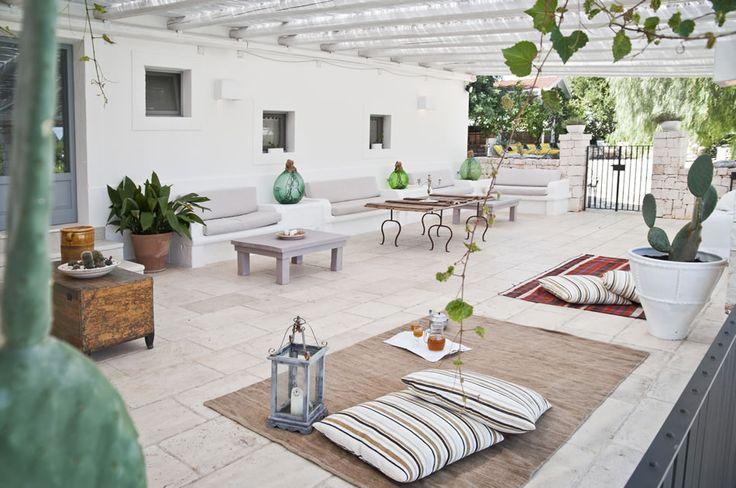 Masseria Salinola - farm holiday with restaurant in Apulia Ostuni- masseria in…