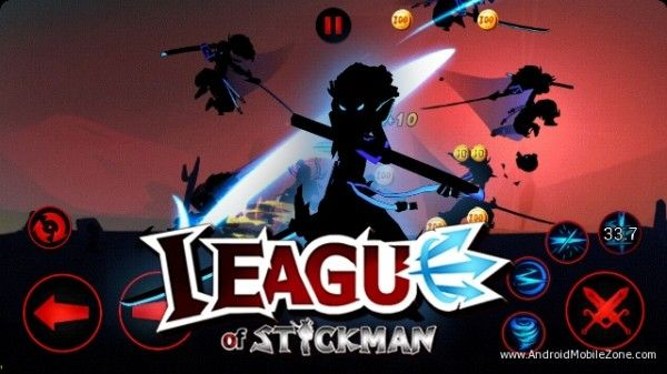 Free Download League of Stickman 2018- Arena PVP android modded game for your android mobile phone and tablet from Android Mobile zone. League of Stickman 2018- Arena PVP is an Action game; the game is developed by DreamSky.