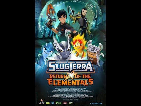Slugterra Return of the Elementals full movie - YouTube
