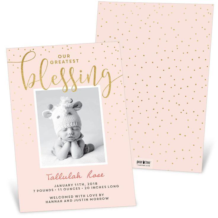 124 best Birth Announcements Newborn Photography images on – When to Send Birth Announcements