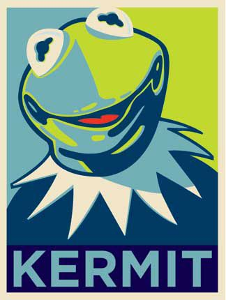 Gallery For > Kermit The Frog Logo