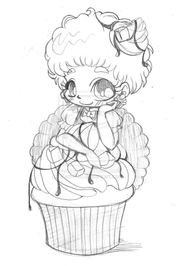 Peanut Butter Fudge Chibi By Yampuff On Deviantart Fairy
