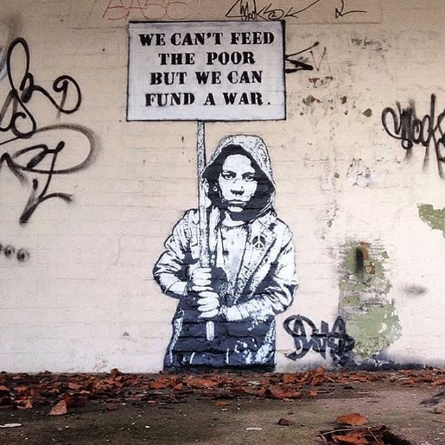 Something new from NME in the UK #streetart #streetartnews