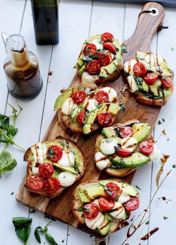 First-date-dinner-tips-Grilled-Avocado-Caprese-Crostini