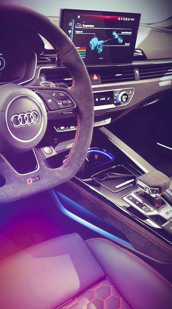 Audi Rs5 Coupe 2020 Interior Wallpaper Audi Rs5 Sportback Audi Rs5 Luxury Car Interior