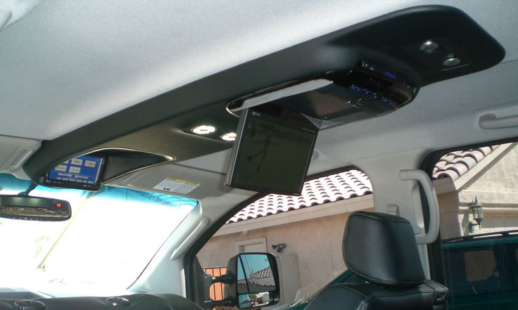 truck overhead storage console - Google Search | Off Road ...
