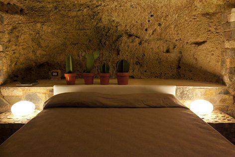 Casa nella grotta, Sicilia, 2011 - Studio Agnello & Associati