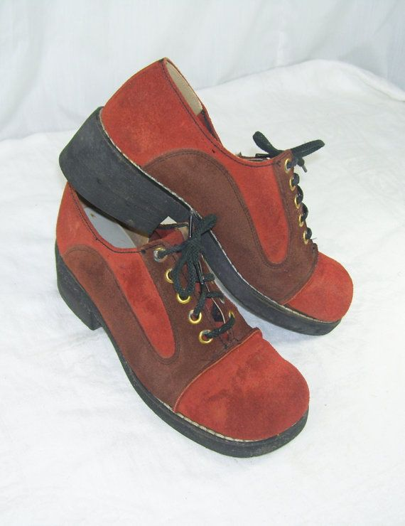 79eaa1230d64d Old School Shoes: Vintage Shoes From 1970