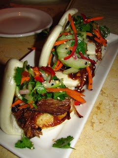 Korean BBQ Pork Buns