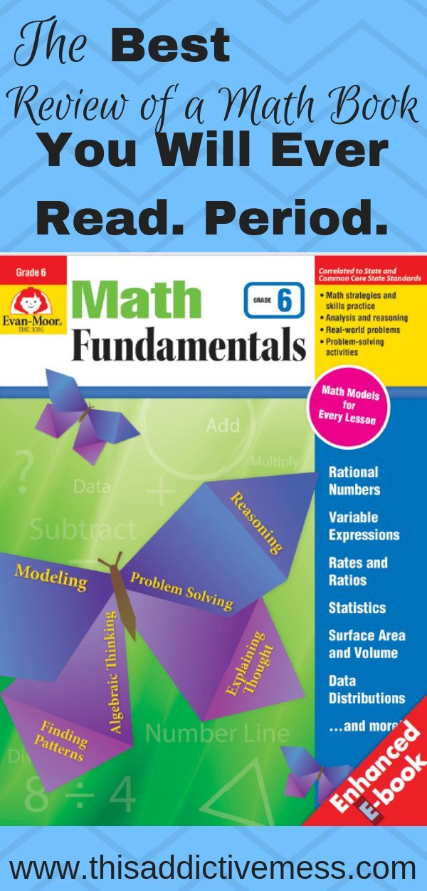 Homeschool Math is often the most intimidating subject, but