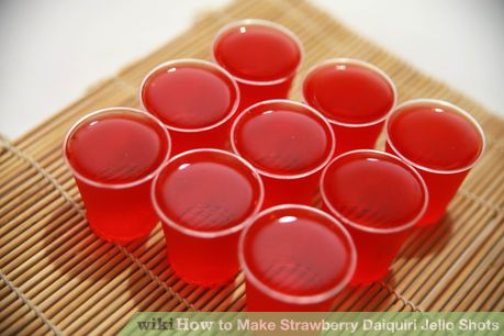 Image titled Make Strawberry Daiquiri Jello Shots Final                                                                                                                                                      More