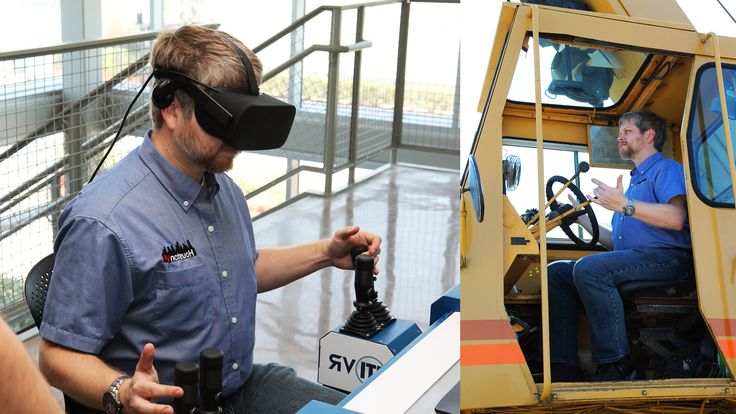 When you're a VR geek getting coverage on a VR geek website is exciting stuff. We just announced a major expansion of our VR simulation program with the largest privately owned construction company in the US