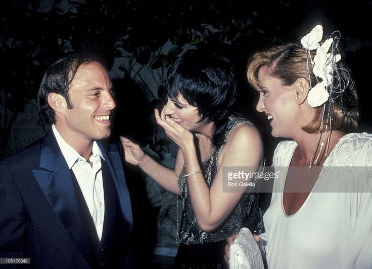 liza minnelli and lorna luft and judy | Joey Luft, Liza Minnelli, and Lorna Luft during Premiere of 'A Star Is ...