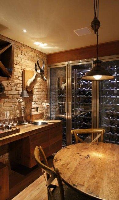 uma adega para chamar de sua confira casas em que o vinho tem destaque