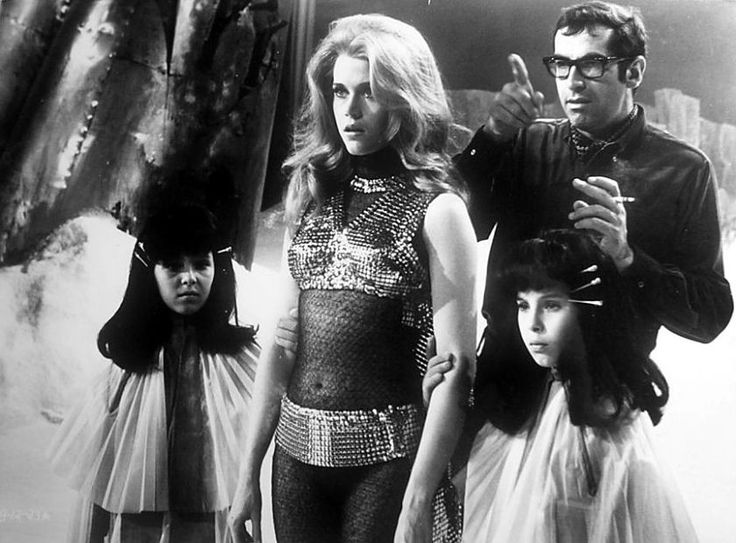 Image result for barbarella jane fonda