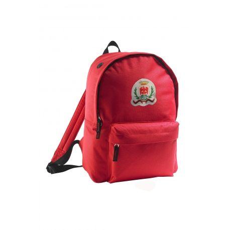 Clap de fin pour les vacances de la Toussaint ! On repart à dos de sac à dos sur le chemin de l'école ou du travail ! Celui-ci est rehaussé d'un blason brodé et disponible en 3 couleurs (noir, rouge et camouflage). En vente au rayon  accessoires sur Kalu-nissa.com au prix de 25€. #kalunissa #nissalabella #nissapertoujou #sacados #blason #nissalabella #nissart #nissarda #sport #sportswear #casualchic #mode #fashion #ilovenice #cotedazurnow