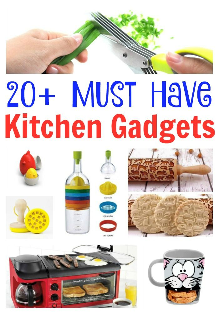 Best Kitchen Gadgets   Fabulous Gadgets You Didnu0027t Know You Needed! These  Make