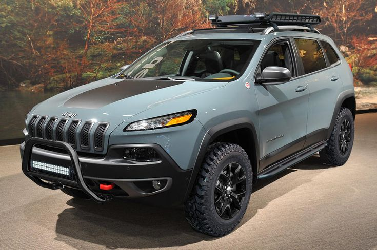 Photoshopped Trailhawk - Page 2 - 2014 - 2015 Jeep Cherokee Forums