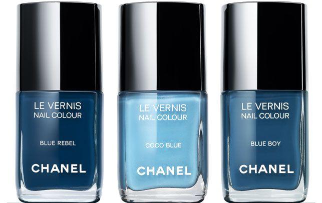 Negle-feber hos Chanel