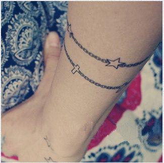 tatouage bracelet bras