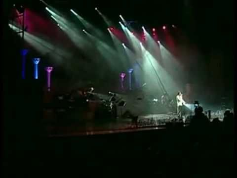 "Park Hyo Shin  (박효신)  delivers a very heartfelt rendition of Whitney Houston's ""Run to You"" in New York City (2003)."