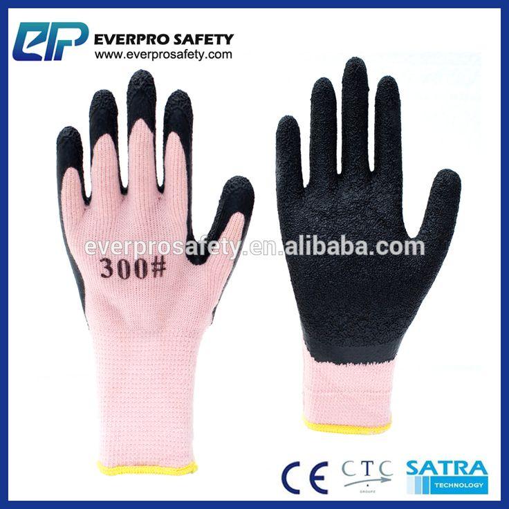 China manufacturer working gloves safety gloves Nitrile coated gloves