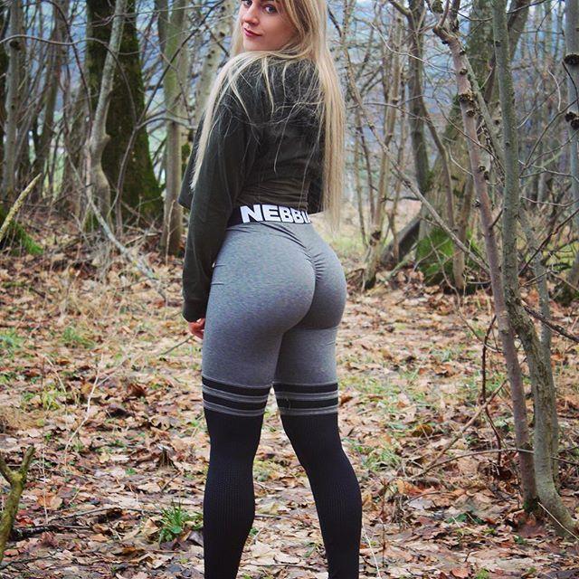 Super phat ass standing up
