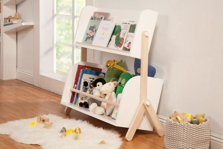 Tally Storage and Bookshelf  - The Project Nursery Shop - 5