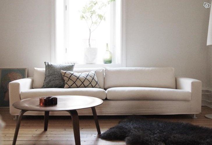 Soffa David Design + soffbord Eames