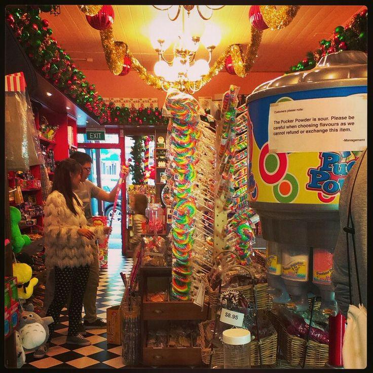 Lollie shop
