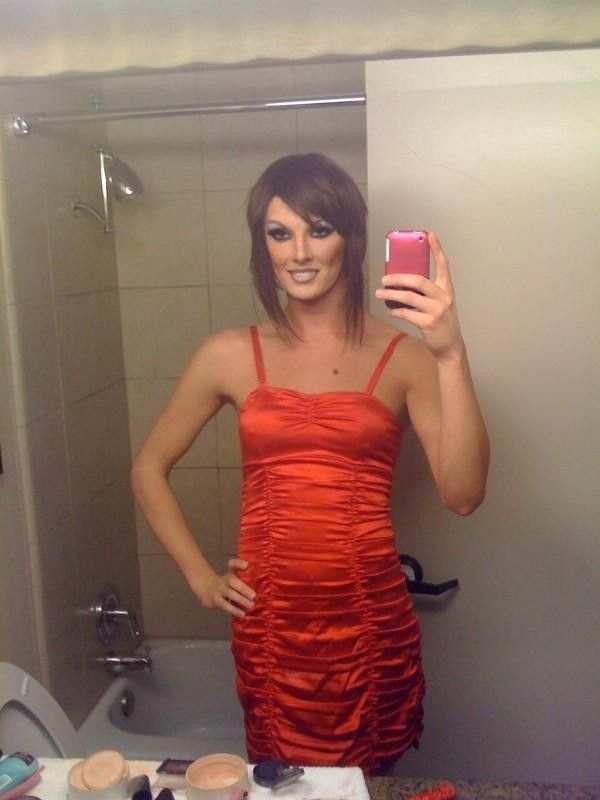 Sandy recommend Transsexual climax