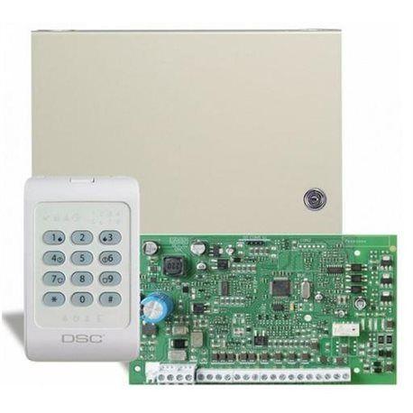 CENTRALA 4 ZONE+TASTATURA PC1404 PC1404 Negociaza pretul pe OferteUnice Sisteme de securitate ieftine