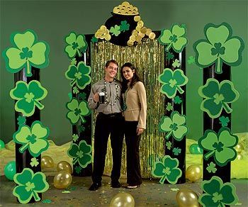57 best images about st patricks day decor on pinterest for St patrick s day home decorations