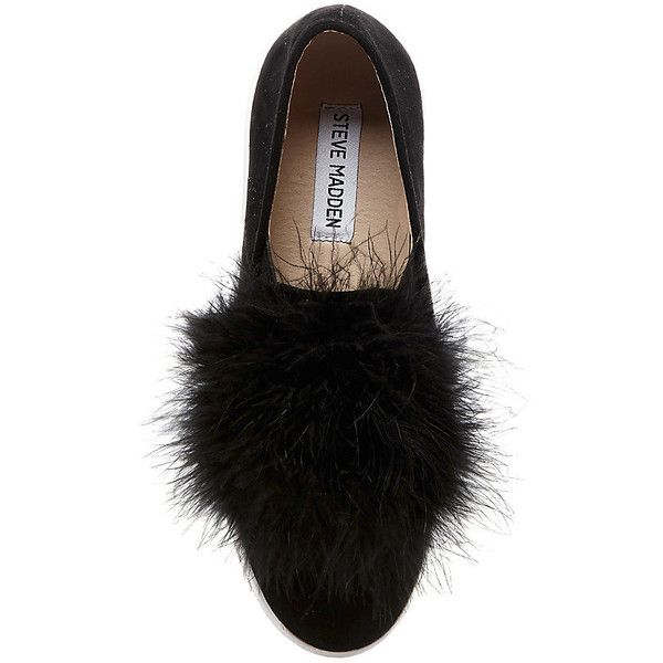 Emily Madden: Steve Madden Women's Emily Sneakers ($90) Liked On