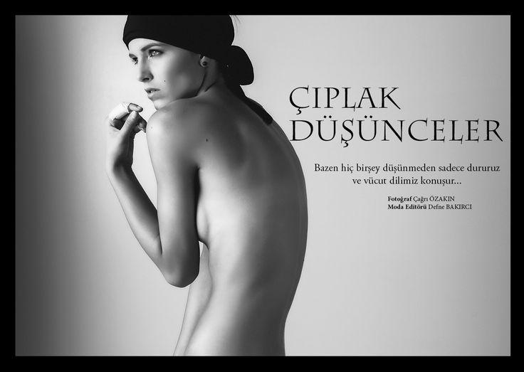 Fotoğraf: Çağrı Özakın  Moda Editörü : Defne Bakırcı Makyaj: Göktuğ Gökhan Yüksel www.socialclubmagazine.com