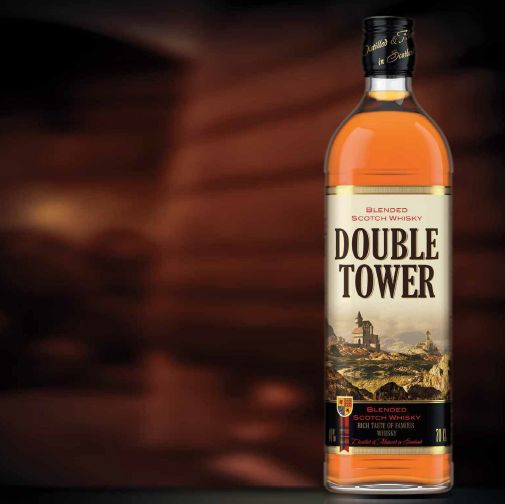 """Whiskey """"Double Tower"""""""