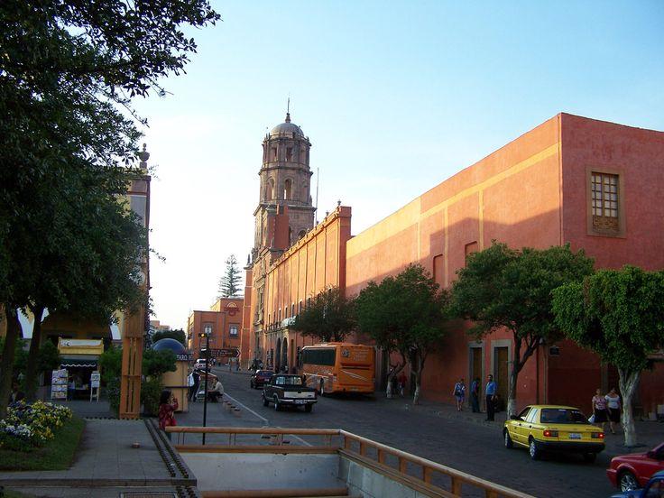 queretaro on Pinterest  Queretaro centro, Queretaro and Ciudad de