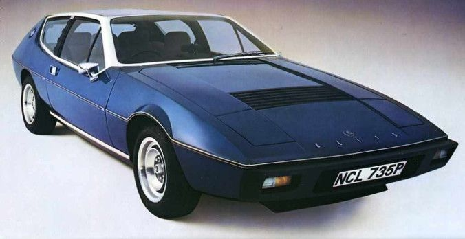 1976 Lotus Elite. | the marquis