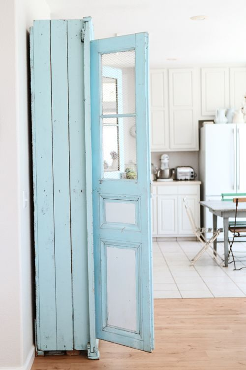 Love The Blue Color. Dreamy Whites: The Paint Color And Formula For My  Living Room~Martha Stewart Gray Pearl