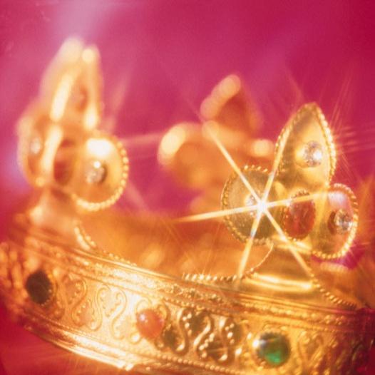 De kroning van de koning