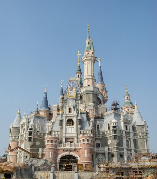 The Shanghai Disney Resort - the first on mainland China - will open on June 16, according to Disney officials.