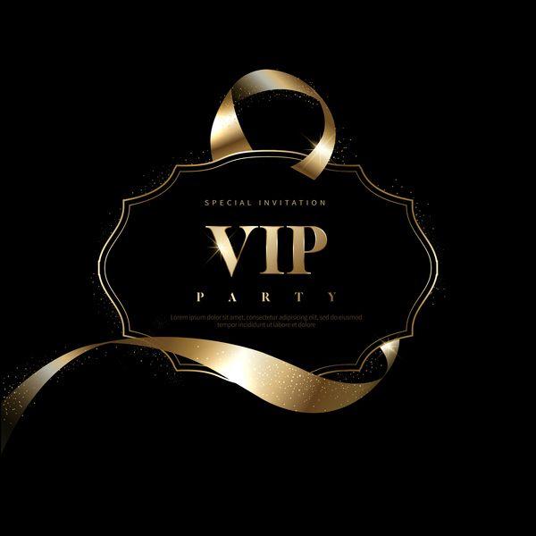 14 luxury luxury black card invitation